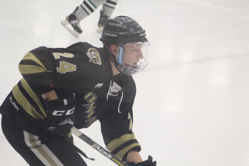Hubbard Named GLCHL Performer
