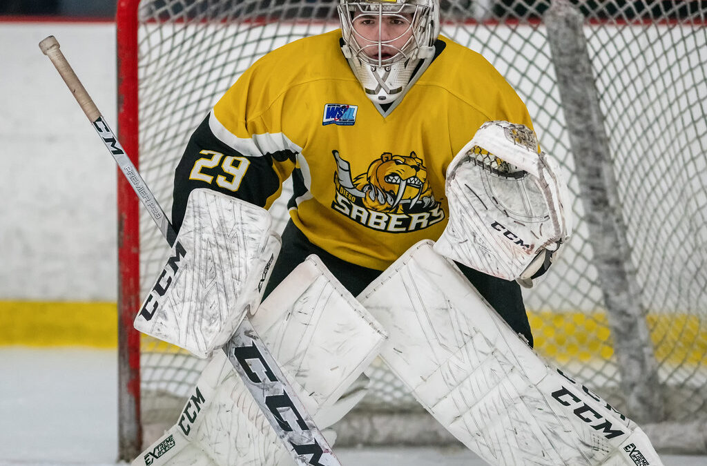 Goalie Cal Hunter Commits To Oakland