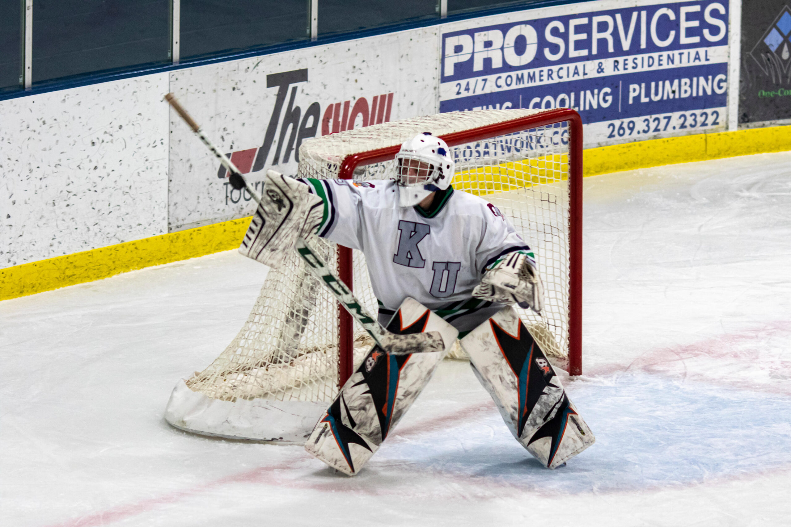 Goalie Parker Remelius Commits To Oakland